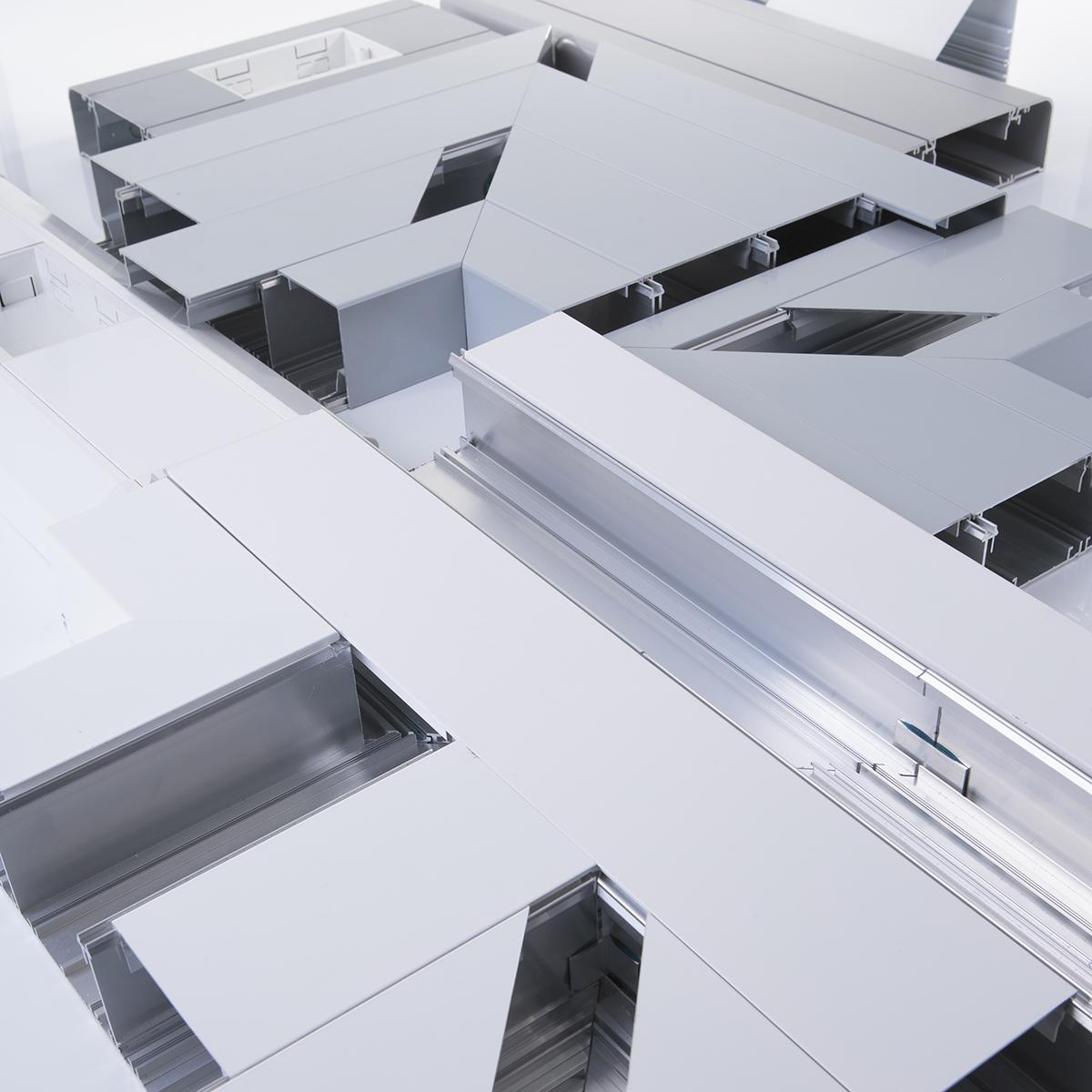 Aluminium Trunking