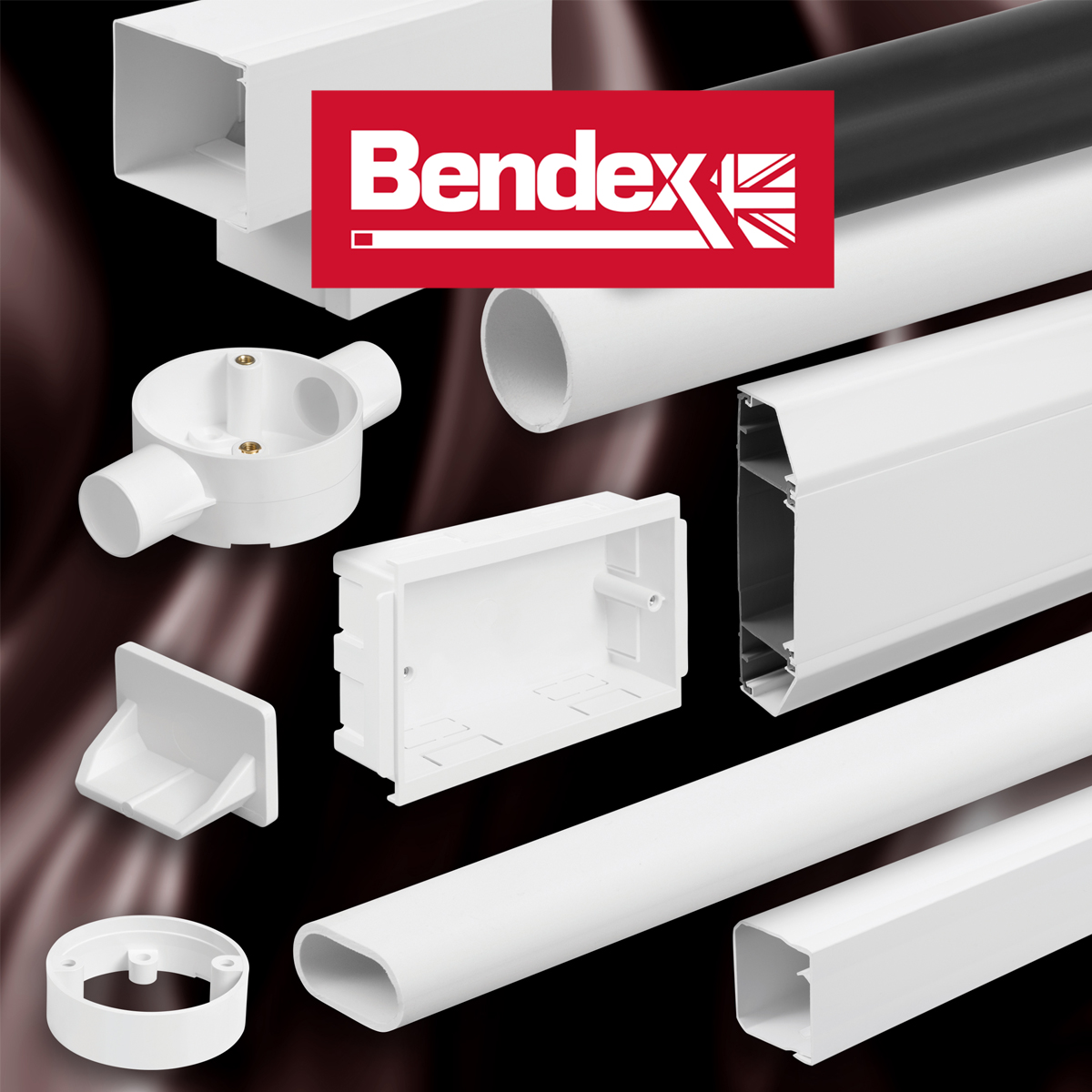 Bendex Cable Management Range